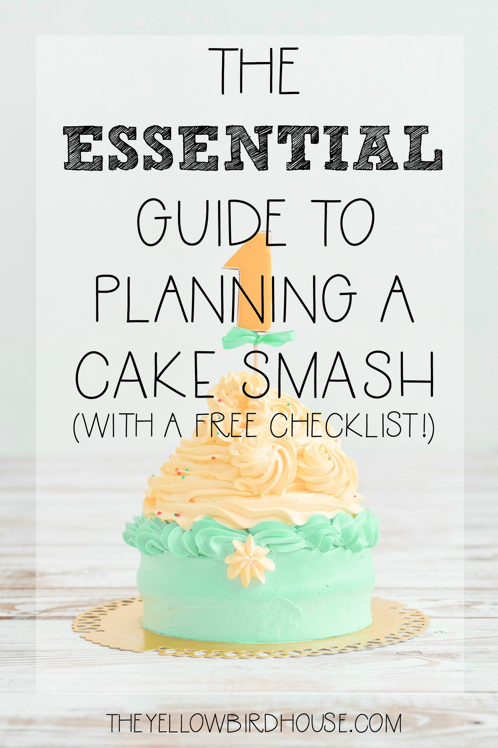 If you're planning to schedule a cake smash photo shoot for your little one's first birthday, there are a number of essential tips you need to know!