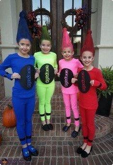 Crayola Crayons Costumes