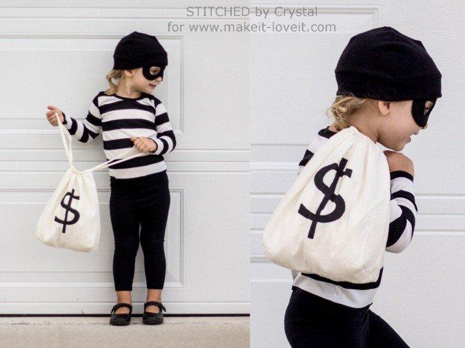 Little Bandit Costume