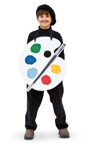 Painter Costume