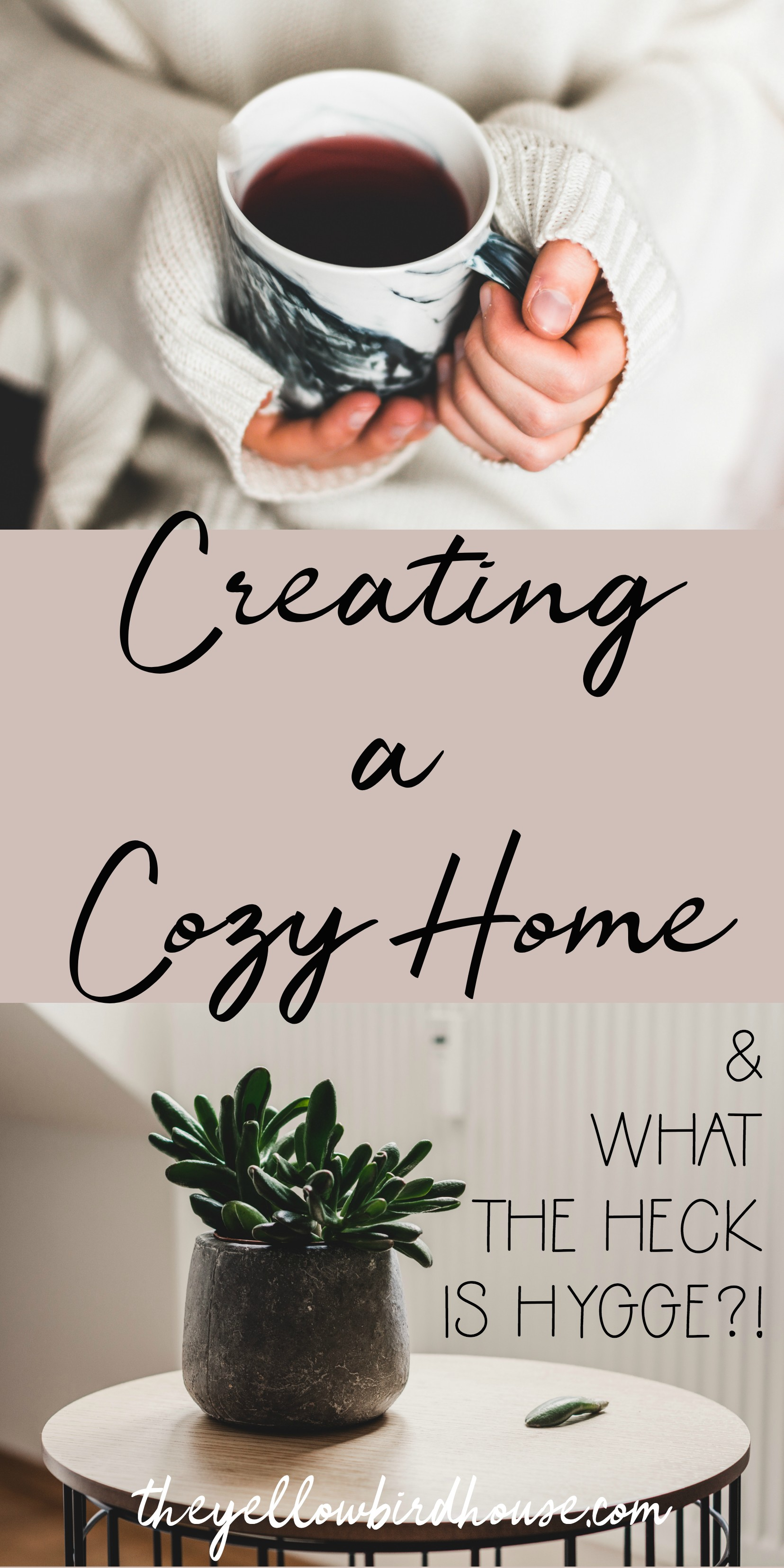Join me on my journey of creating a cozy home and a soft place to land for my family. Also, I try to decipher what Hygge is and how I can apply it's principles to my lifestyle. Designing a comfortable and peace filled home is made a little easier by following a Hygge lifestyle.